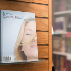 health magazine born
